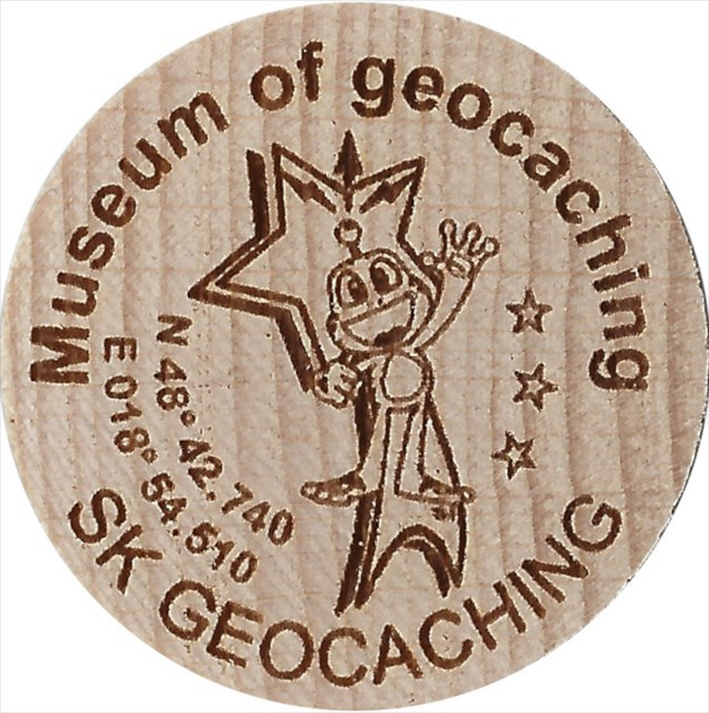 SWG Museum of geocaching